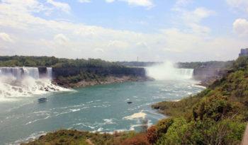 Chutes du Niagara au Canada