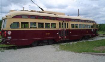 Musée du train à Halton